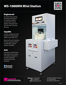 Laurell Work Stations Brochure
